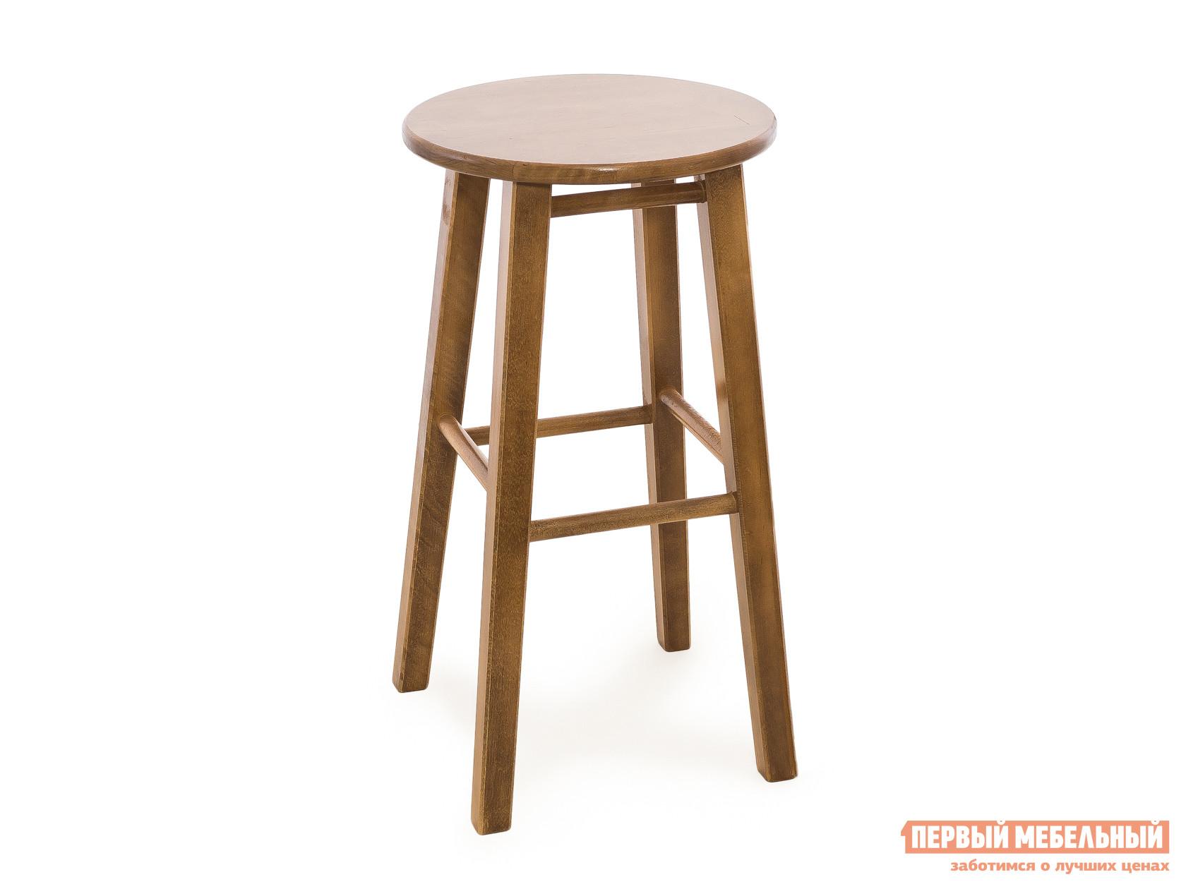 Барный стул СМКА КМ023Б Орех, 650 мм