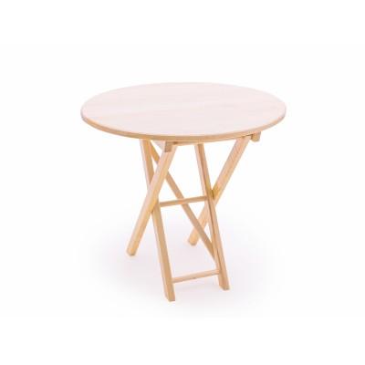 Садовый стол СМКА СМ049Б Береза, 750 мм
