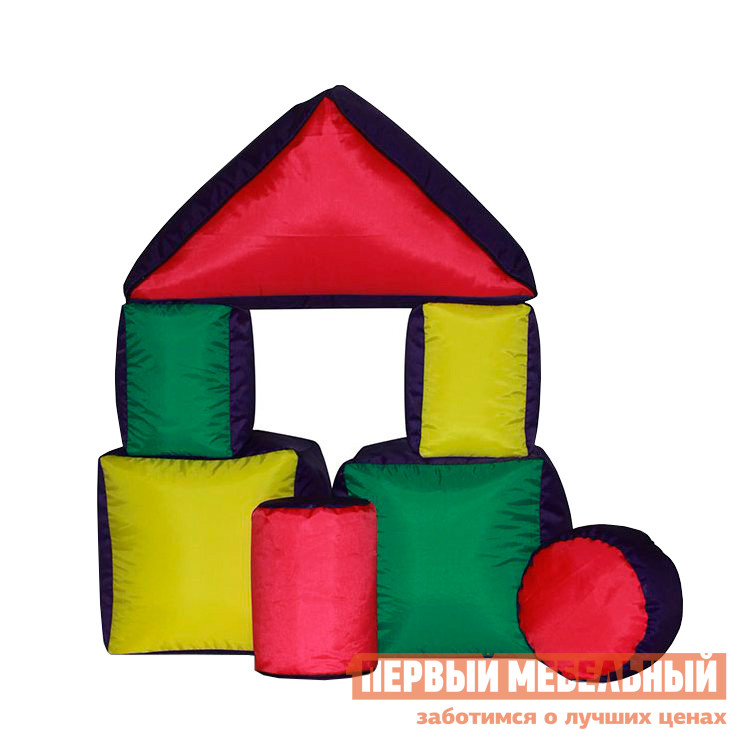 Детские пуфики DreamBag Волшебная Геометрия пуф dreambag кубик космос