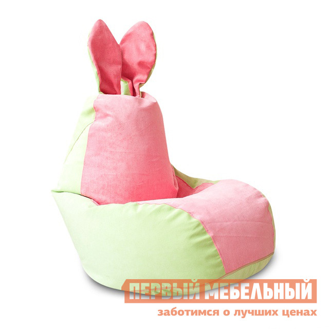 Детское кресло DreamBag Зайчик пуф dreambag круг cherry