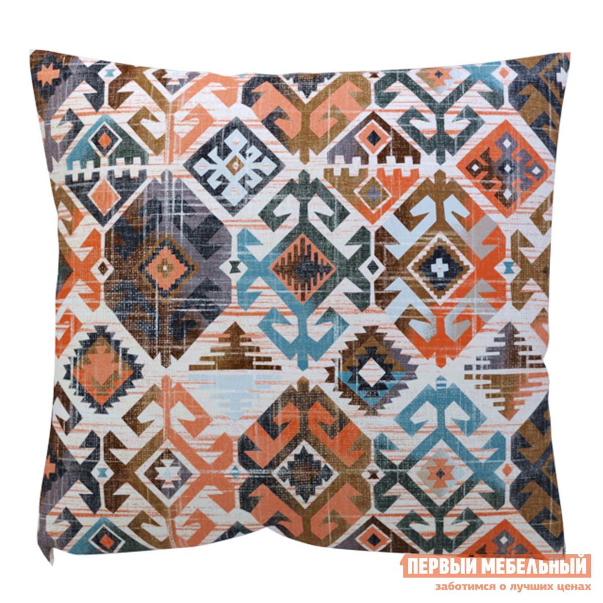 Декоративная подушка DreamBag Ясмин Коричневая подушка декоративная 42х42 см коричневая