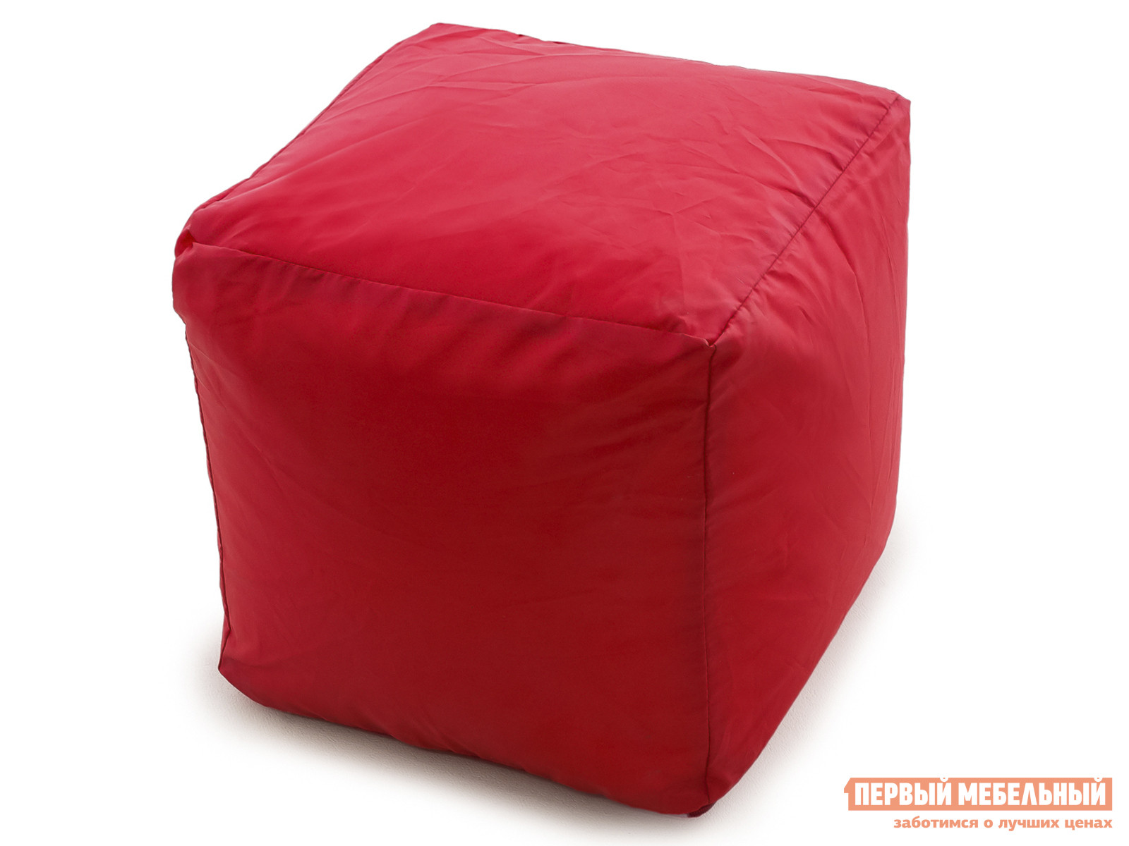 Пуфик  Кубик Красный