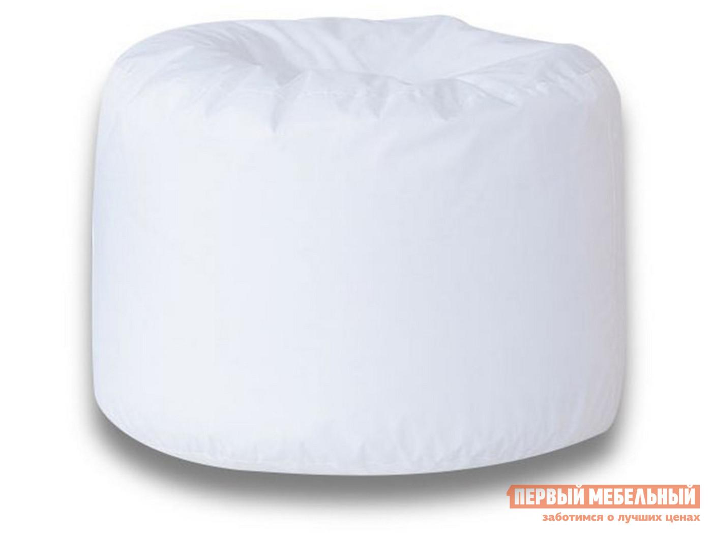 Пуфик  Круг Белый — Круг Белый