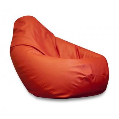 Кресло-мешок DreamBag Кресло Мешок III Красная экокожа