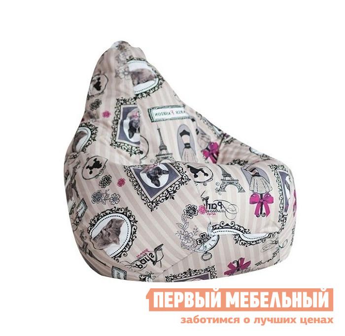 Кресло-мешок груша DreamBag Кресло Мешок Candy 2XL кресло мешок mypuff груша ххl фиолетовый