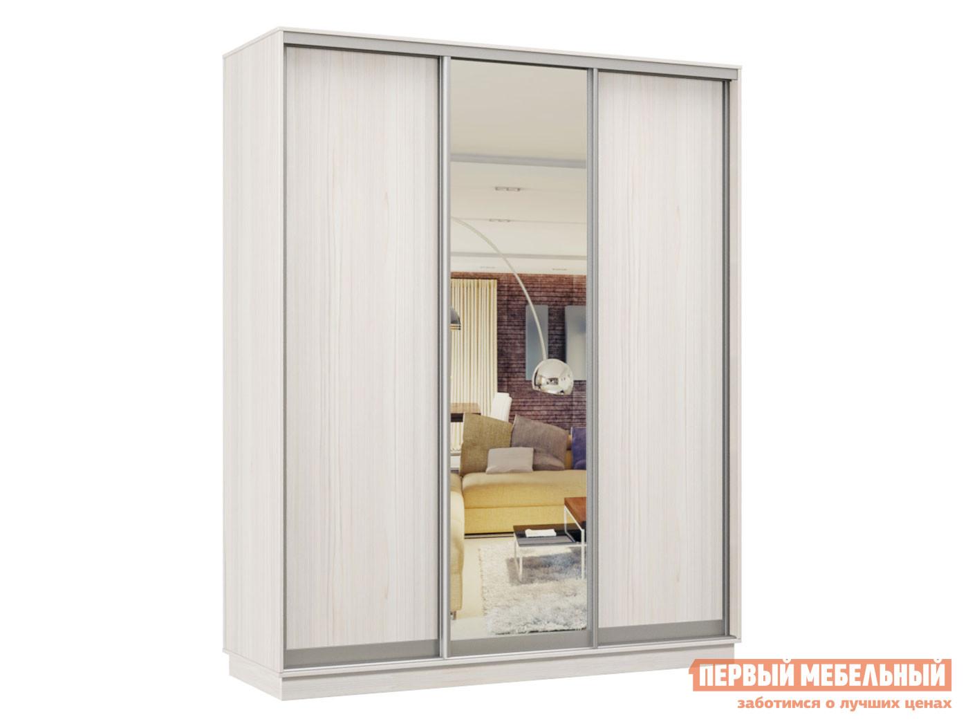 Шкаф-купе Первый Мебельный Классика 36, Двери 02+01+02