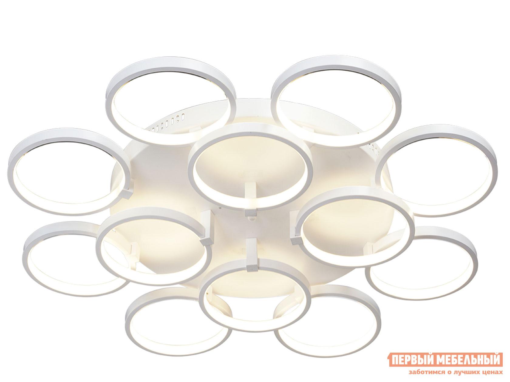 Люстра КСК-электро Светодиодный светильник V4609-0/12PL, LED 156Вт, 3900-4200К