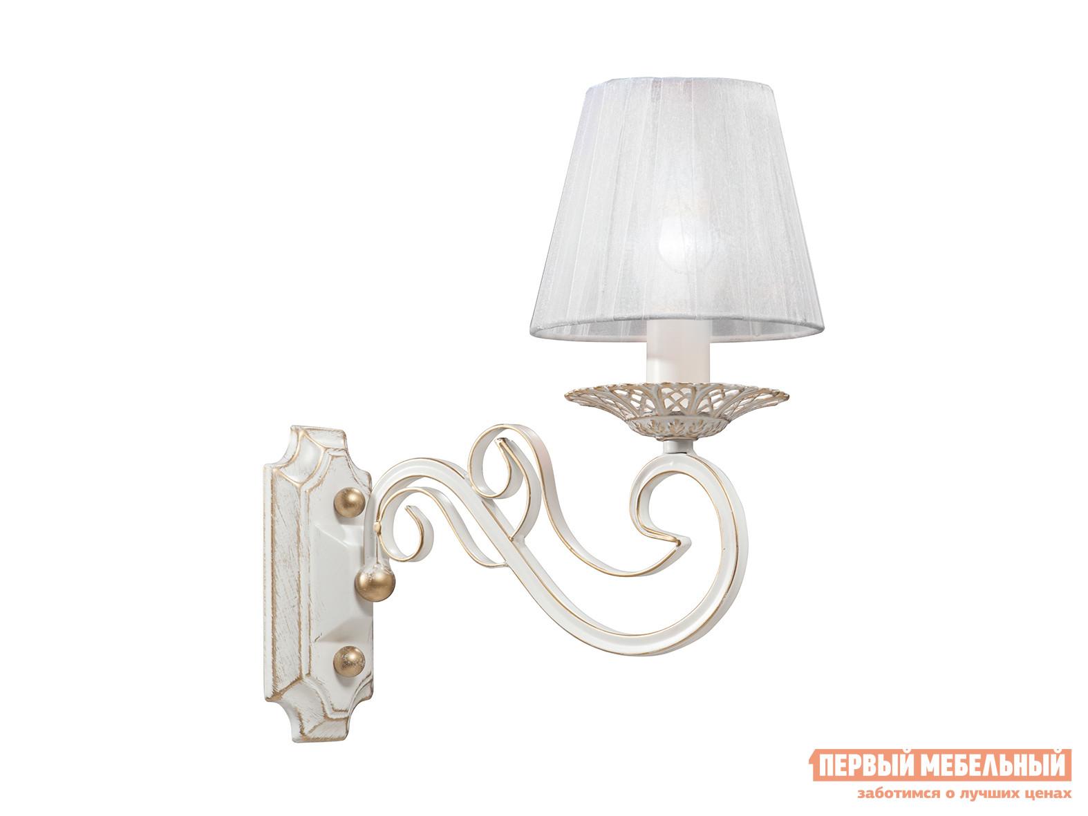 бра vitaluce v2370 0 1a Бра Первый Мебельный Светильник настенный V2370-0/1A