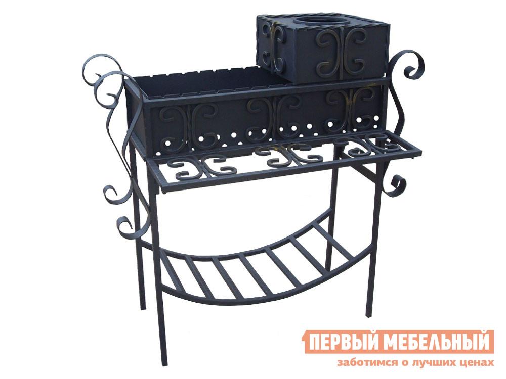 Цельносварной мангал Бел Мебельторг М-Г001
