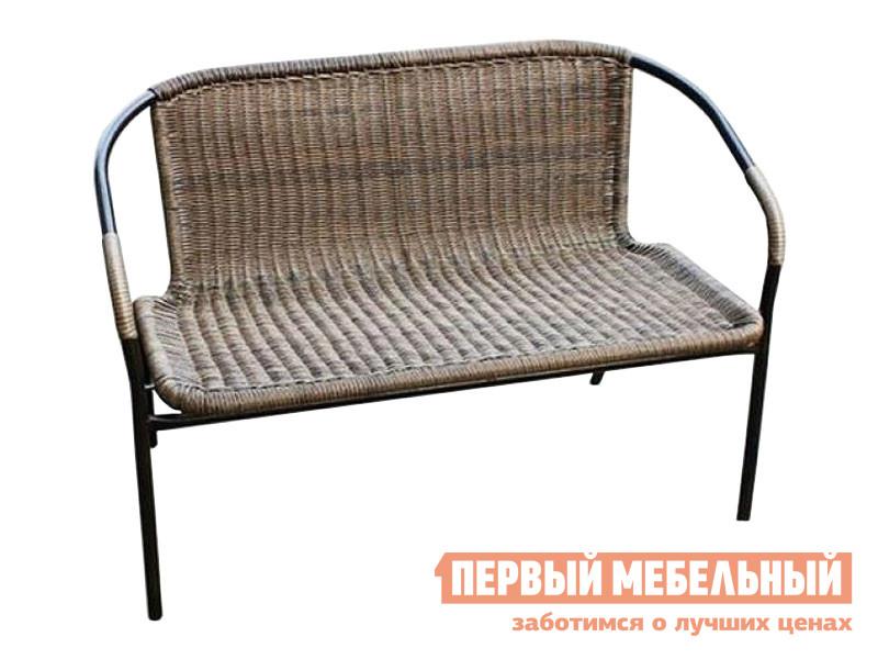 Плетеный диван  Диван