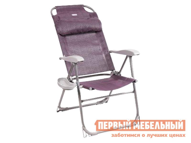 Кресло-шезлонг Бел Мебельторг Кресло-шезлонг с полкой КШ2