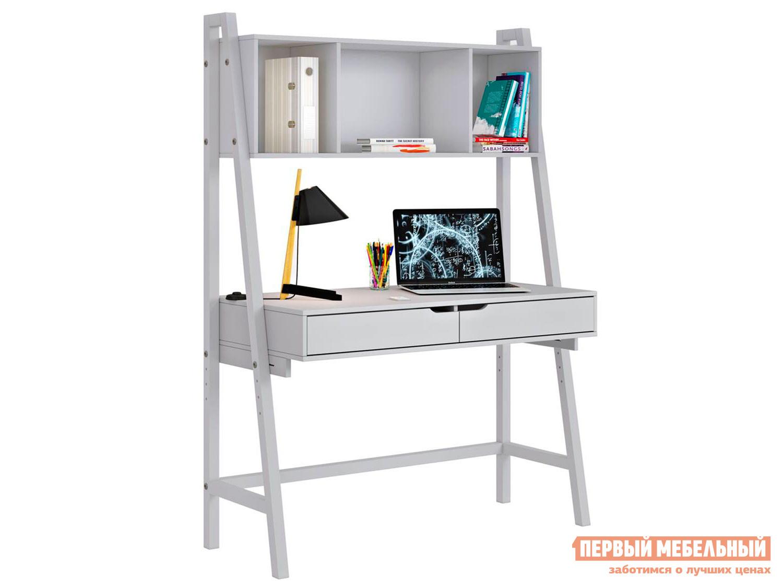 Письменный стол ВПК Стол письменный Polini kids Mirum 1445 высокий с полкой