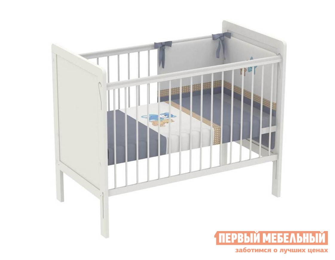 Кроватка ВПК Кроватка детская Polini kids Simple 220 цены онлайн