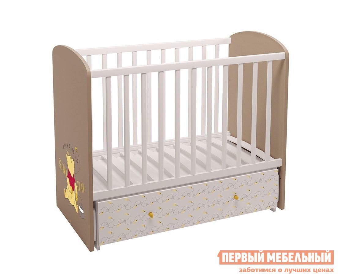 Кроватка ВПК Кроватка детская Polini kids Disney baby 750 цены онлайн