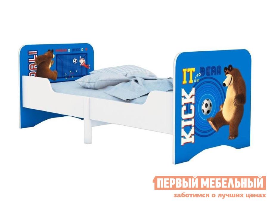 Детская кровать ВПК Polini kids Fun 3200 Маша и Медведь детская душистая вода волшебна маша и медведь детская душистая вода волшебна