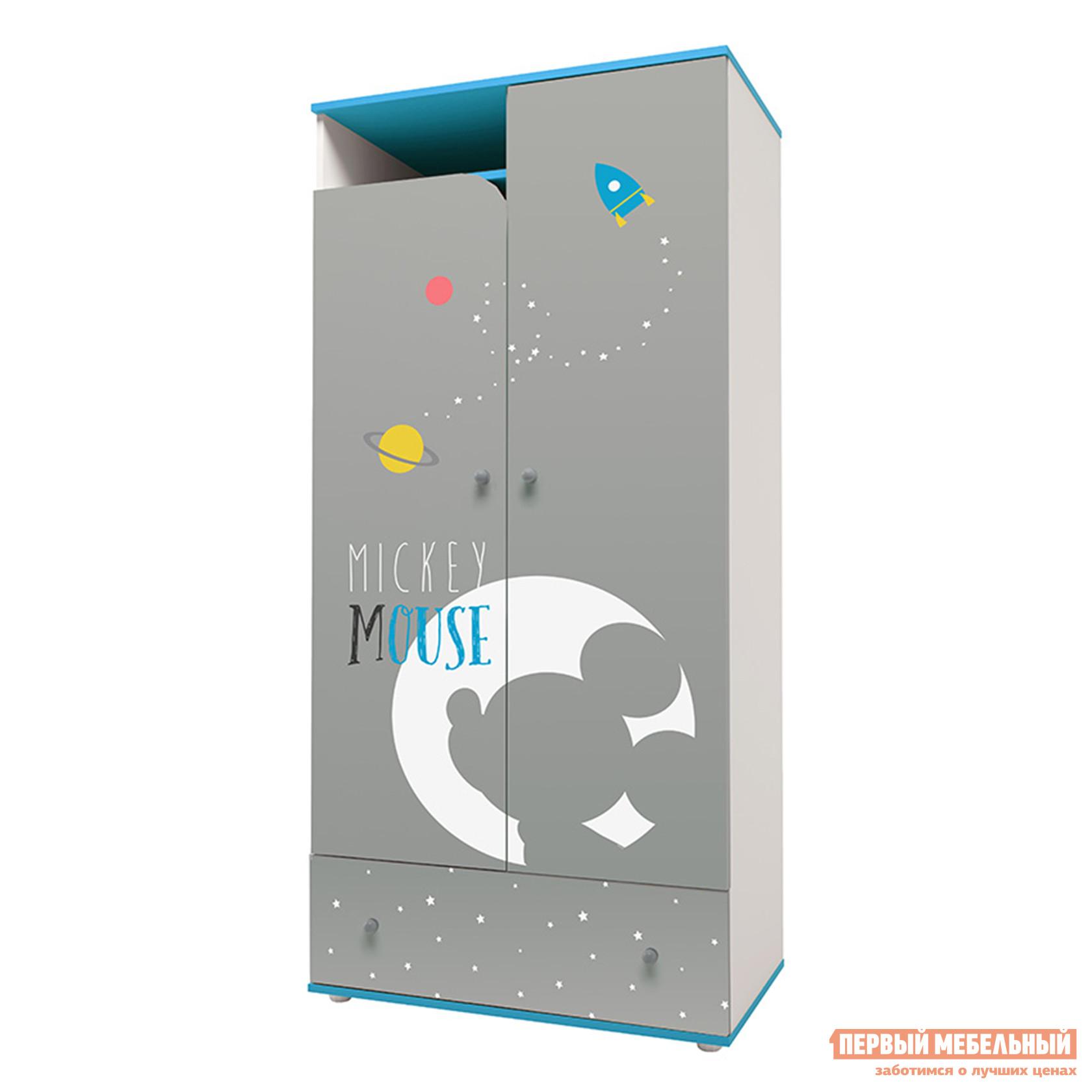Шкаф детский ВПК Шкаф двухсекционный Polini kids Disney baby детский жилет disney 0843010504 baby 2014
