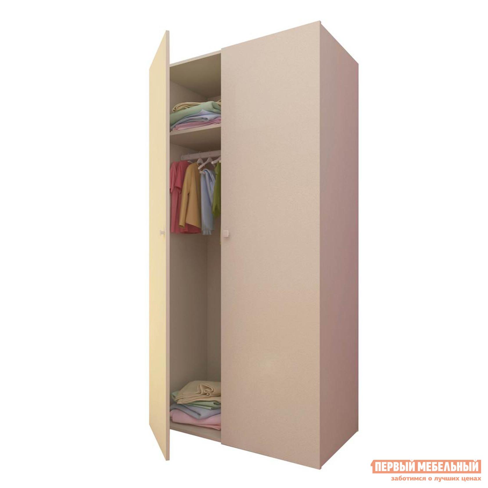 Шкаф детский ВПК Шкаф двухсекционный Polini kids Simple