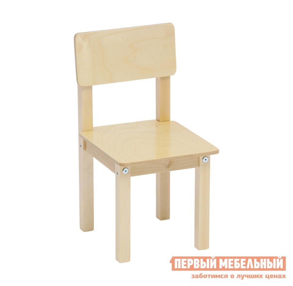 Детский стул  Стул детский для комплекта детской мебели Polini kids Simple 105 S Натуральный — Стул детский для комплекта детской мебели Polini kids Simple 105 S Натуральный