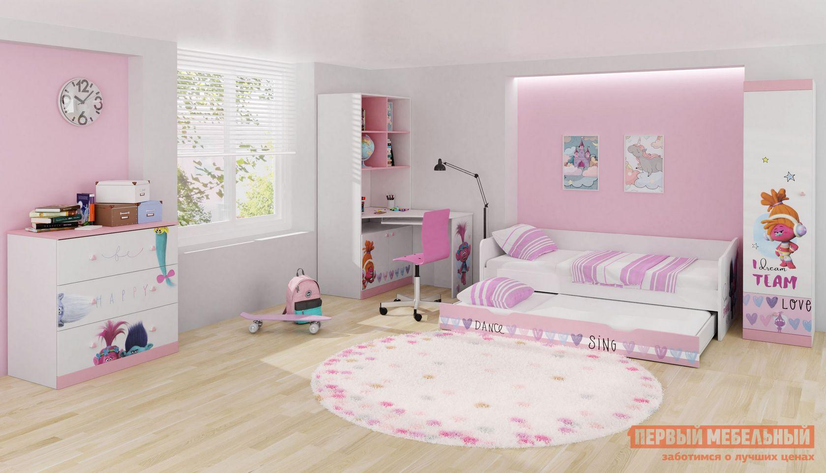 цена Комплект детской мебели ВПК Тролли К3 в интернет-магазинах