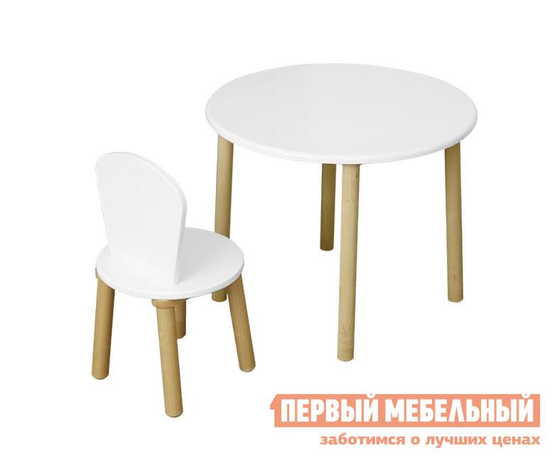 Столик и стульчик ВПК Комплект детской мебели Polini Kids Simple 185 S скоба плоская tdm 9мм пластиковая 50шт