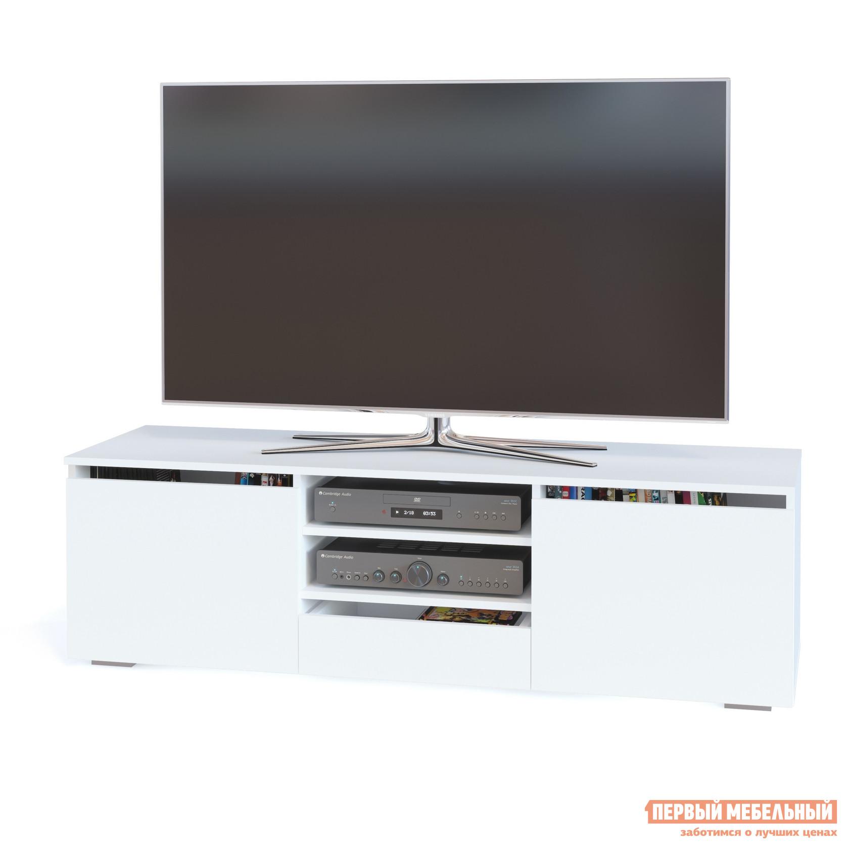 ТВ-тумба Тайга СТМ-300 Белый