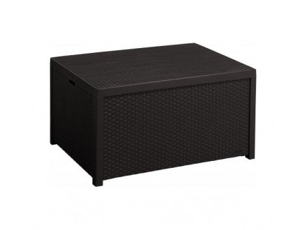 Плетеный стол ARICA Rattan Table 17200570 Айриш