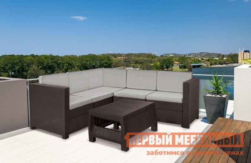 Комплект плетеной мебели Keter PROVENCE SET 17204454 кашпо цилиндрическое комплект 3 size set keter