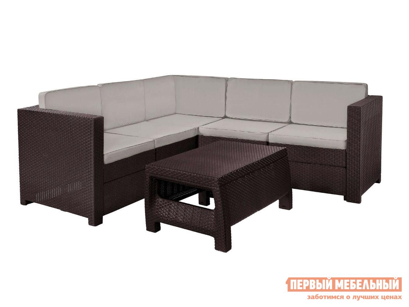 Комплект плетеной мебели Keter PROVENCE SET 17204454 комплект плетеной мебели keter комплект moorea set unity