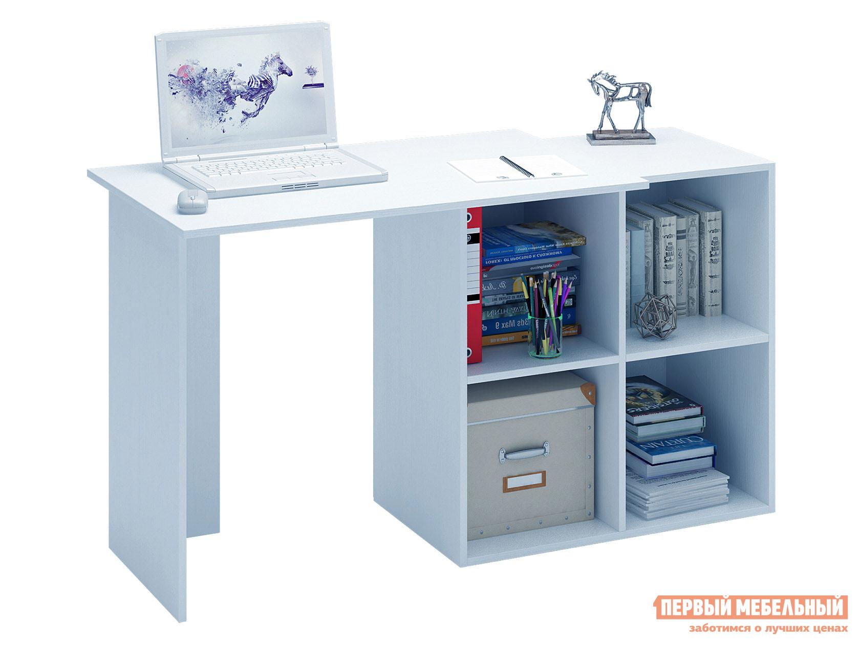 Письменный стол  Прайм-36 Белый МФ Мастер 128940