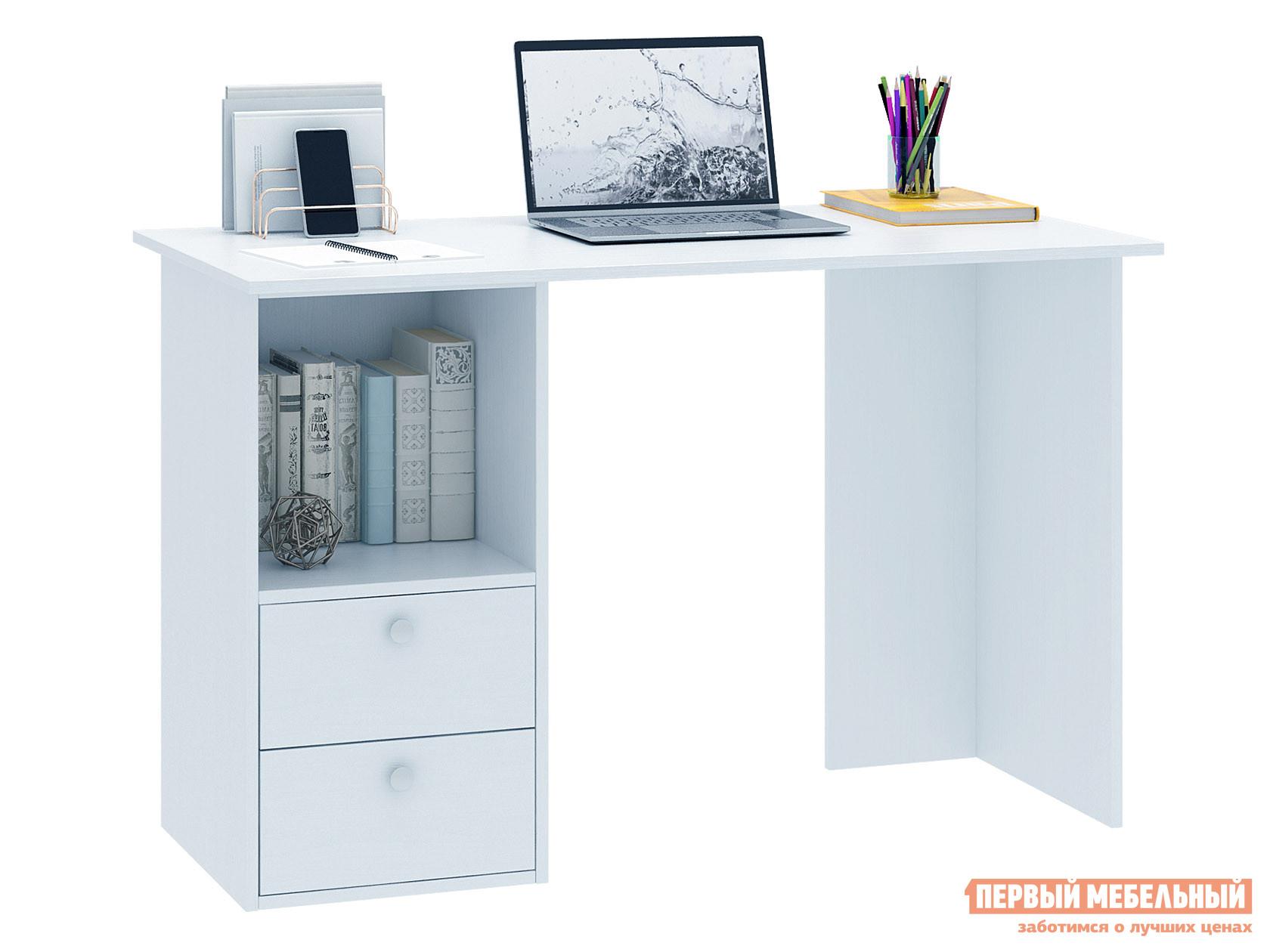 Письменный стол  Прайм-43 Белый МФ Мастер 128979