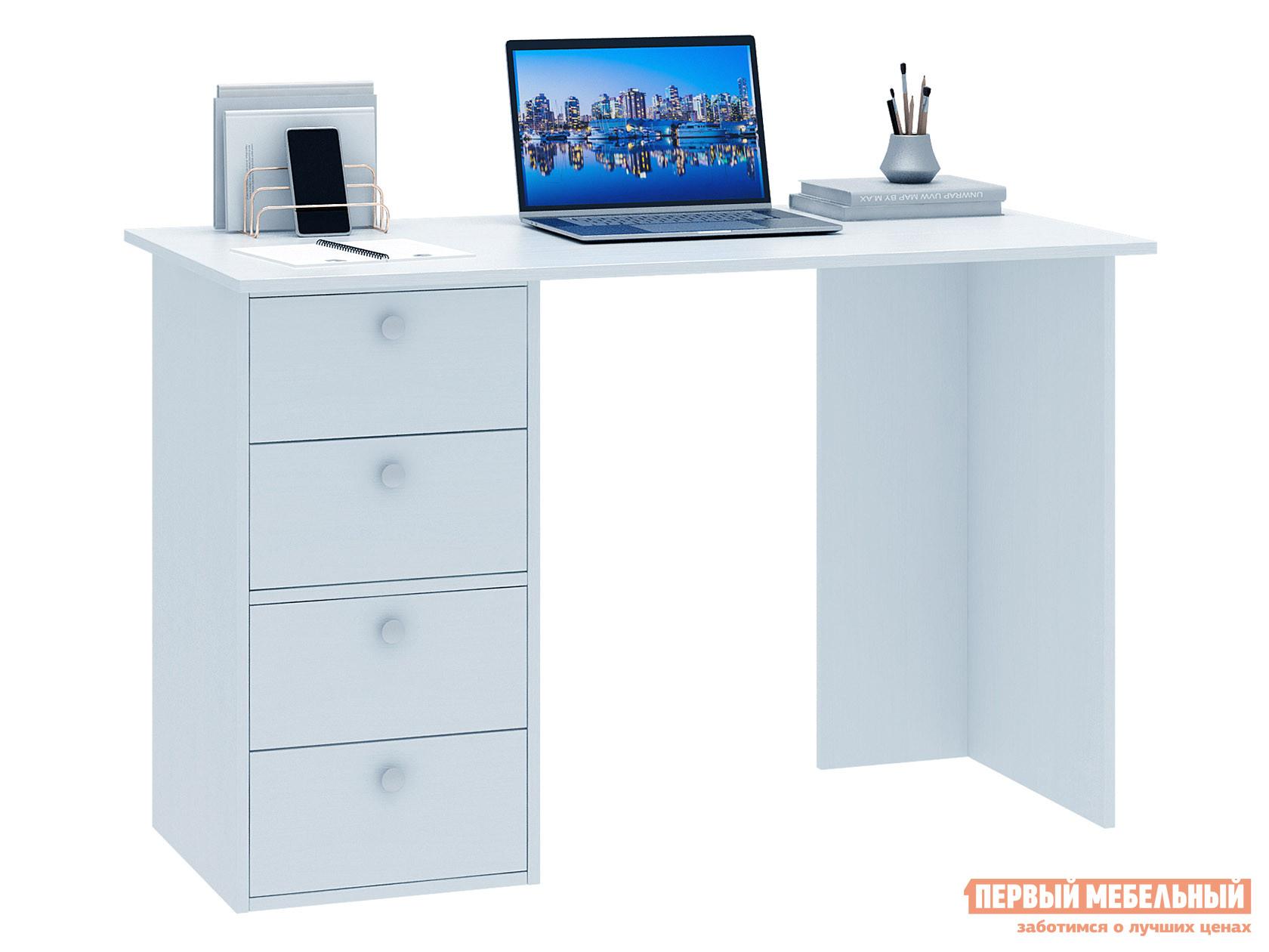 Письменный стол  Прайм-41 Белый МФ Мастер 128965