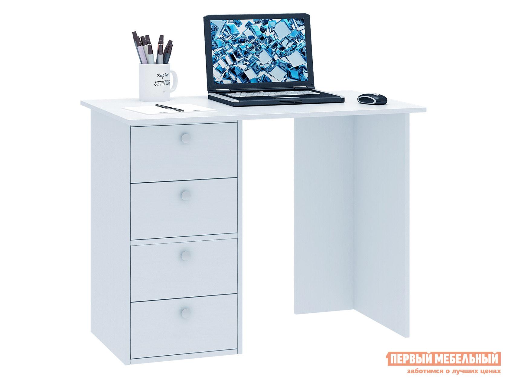 Письменный стол  Прайм-32 Белый МФ Мастер 128911