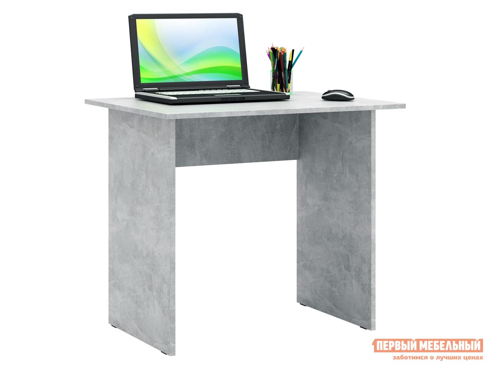 Письменный стол  Милан-2 Бетон МФ Мастер 128786
