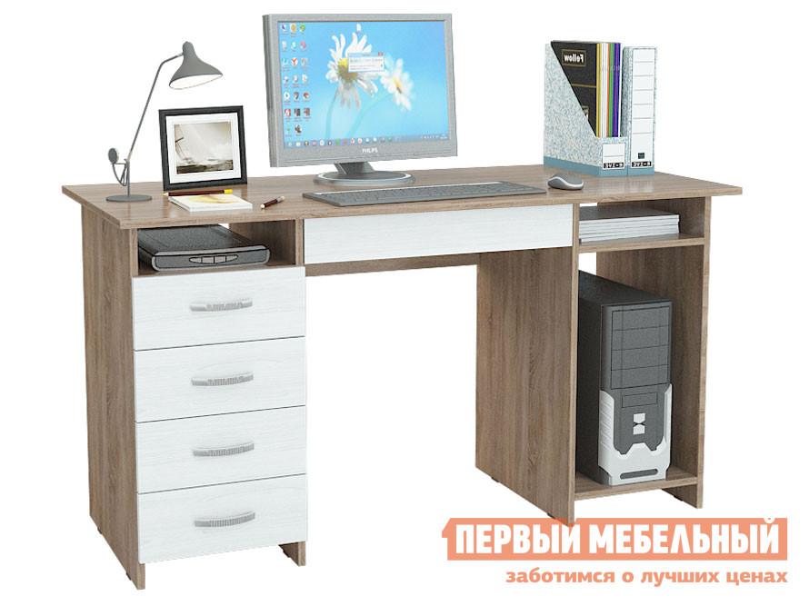 Письменный стол МФ Мастер Милан-6Я