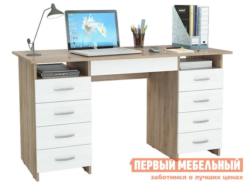 Компьютерный стол МФ Мастер Милан-10Я