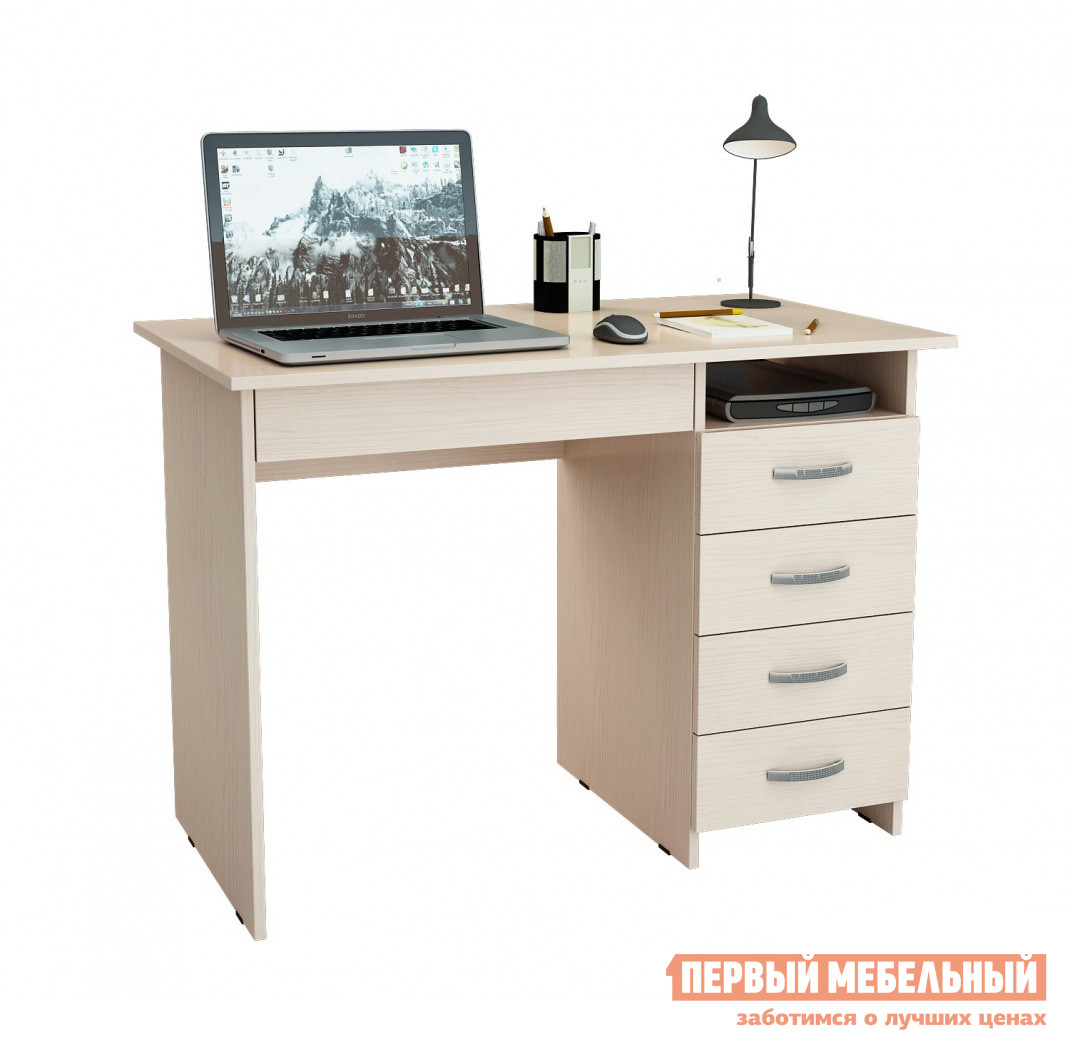 Компьютерный стол МФ Мастер Милан-1