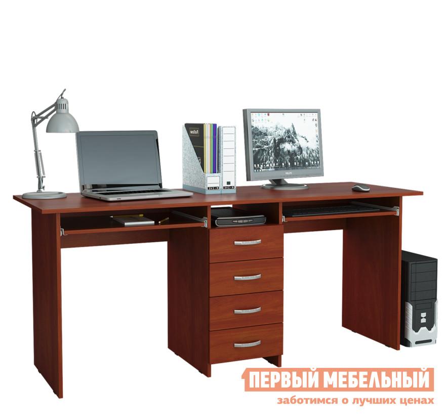 Компьютерный стол МФ Мастер Тандем-2П компьютерный стол мф мастер тандем 3 белый