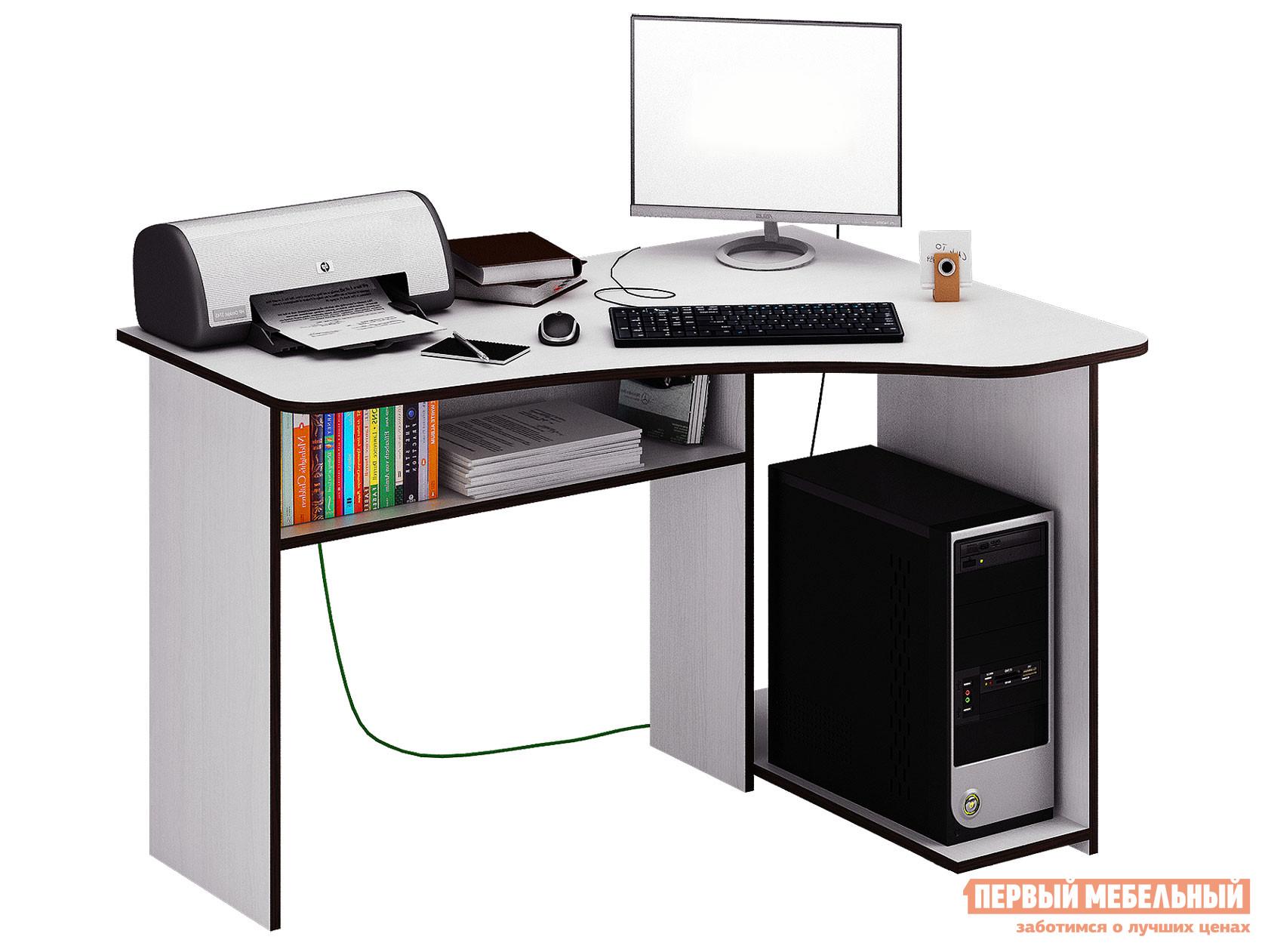 Фото - Компьютерный стол Первый Мебельный Триан-1 компьютерный стол первый мебельный комфорт 12 72