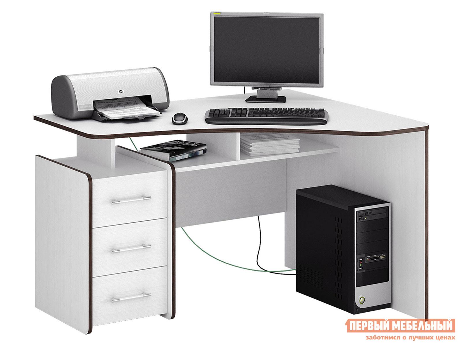 Фото - Компьютерный стол Первый Мебельный Триан-5 компьютерный стол первый мебельный комфорт 12 72