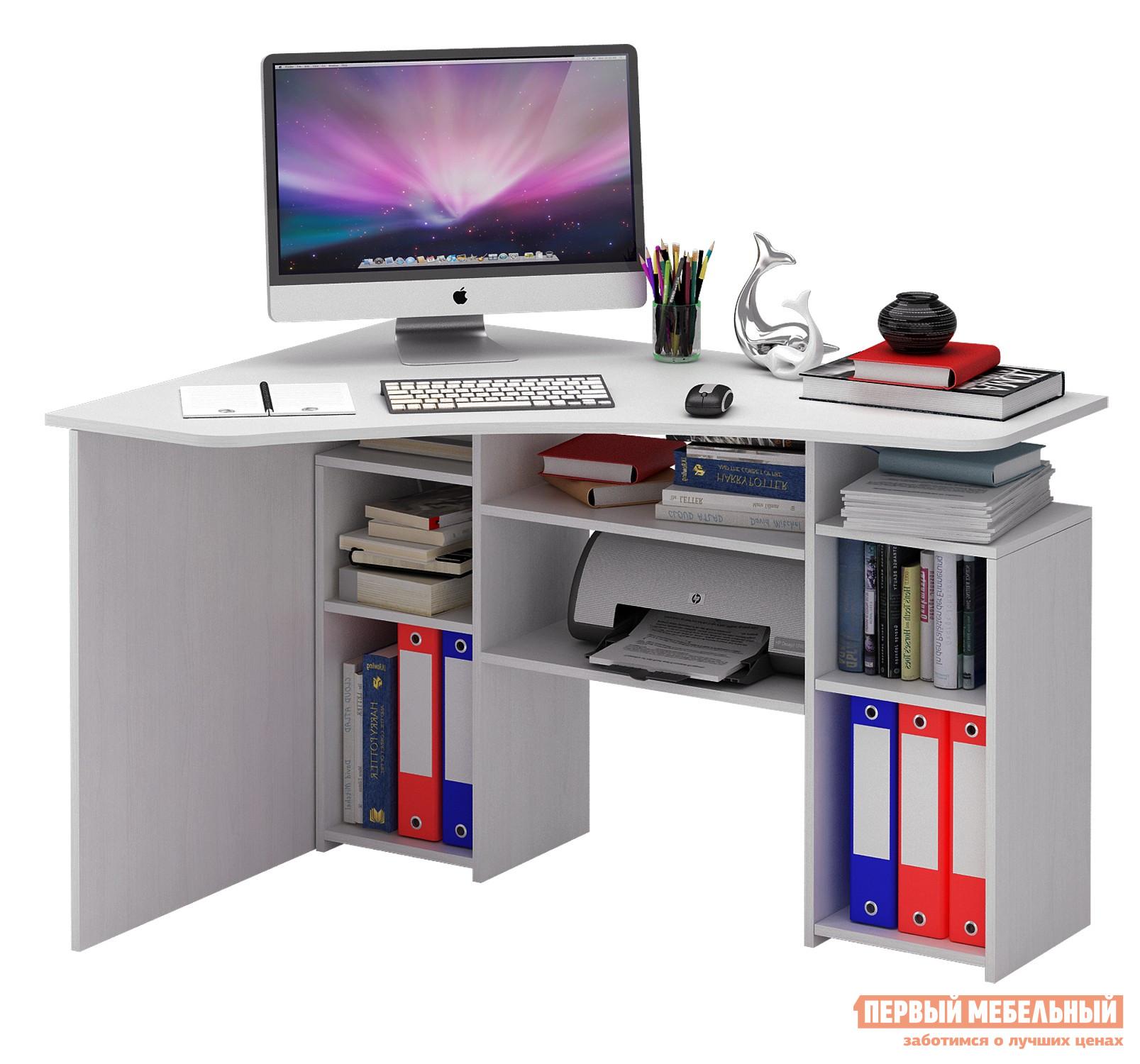 Компьютерный стол МФ Мастер Корнет-1 угловой компьютерный стол мф мастер корнет 1 угловой орех