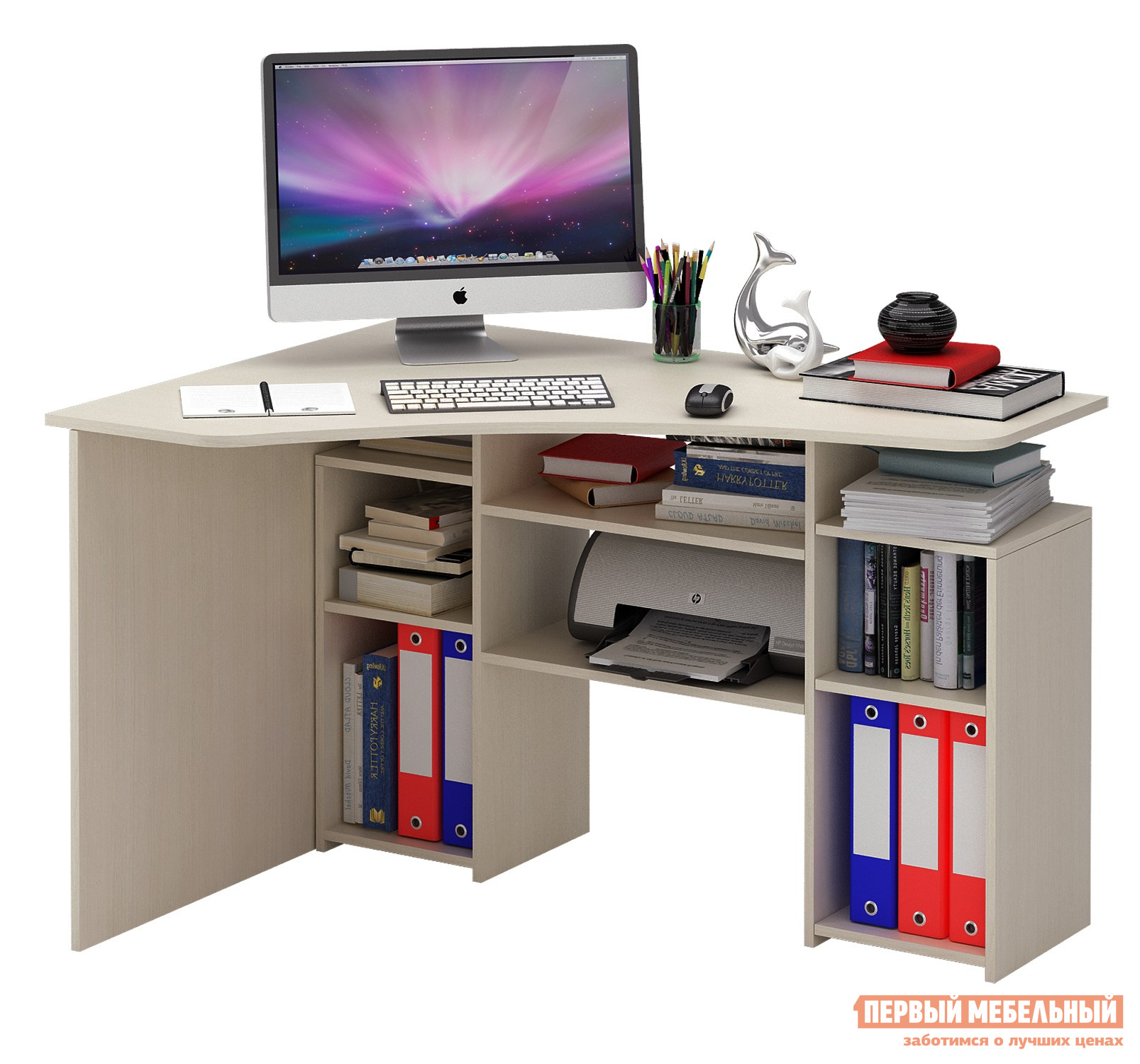 Компьютерный стол корнет-1 мф мастер купить в москве и спб в.