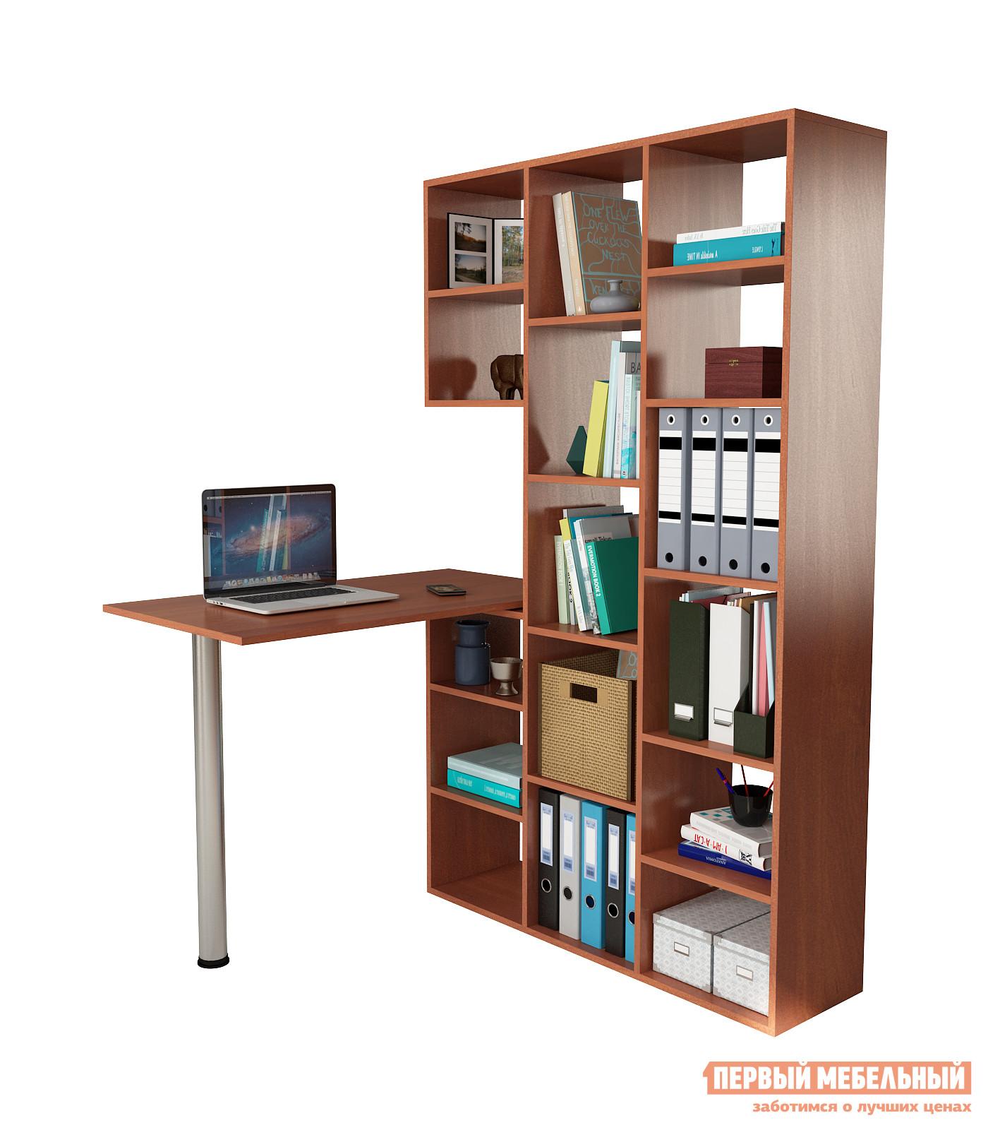 Угловой компьютерный стол МФ Мастер Рикс-1 + Рикс-6 компьютерный стол мф мастер корнет 1 угловой