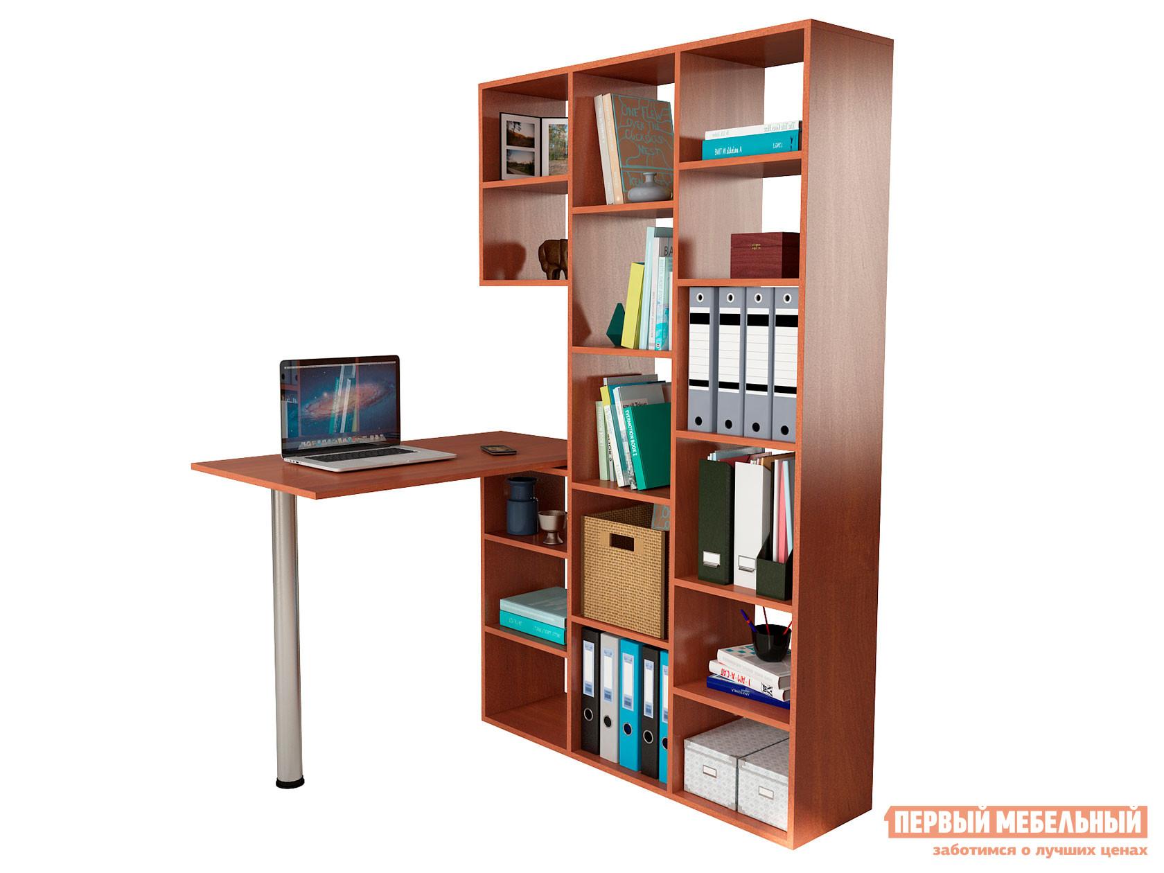 Угловой компьютерный стол МФ Мастер Рикс-1 + Рикс-6