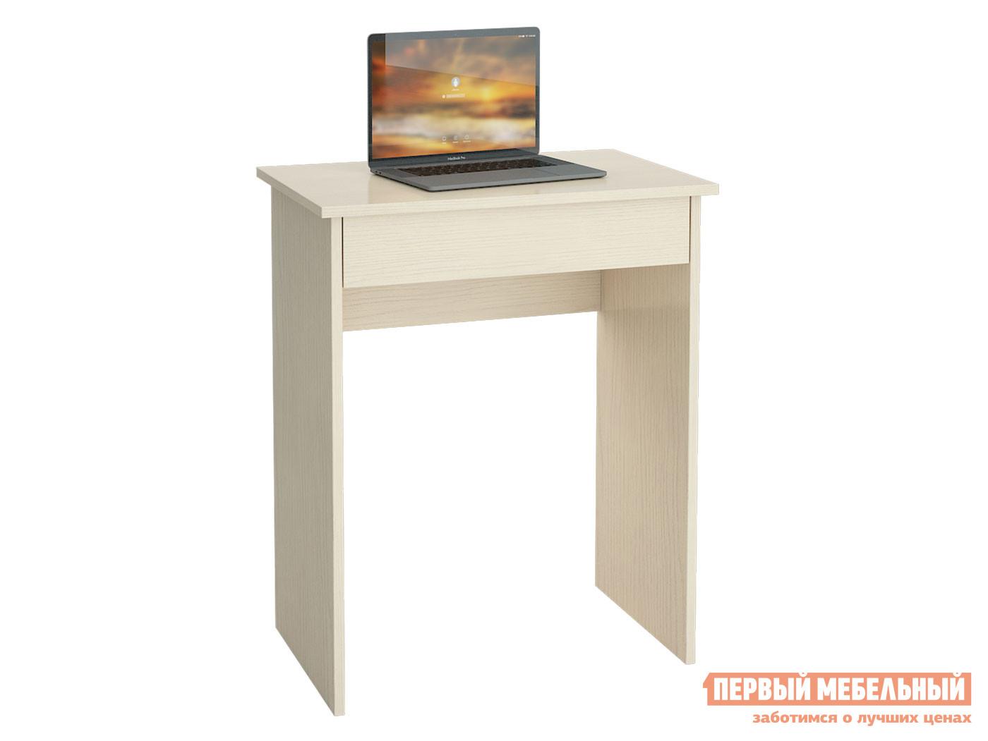 Письменный стол  Милан-64Я Дуб молочный МФ Мастер 126297