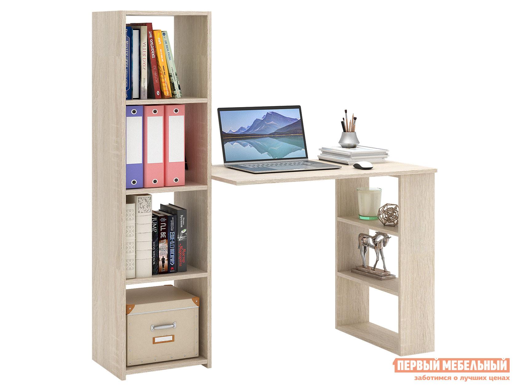 Компьютерный стол  Уно-6 Дуб Сонома МФ Мастер 126275
