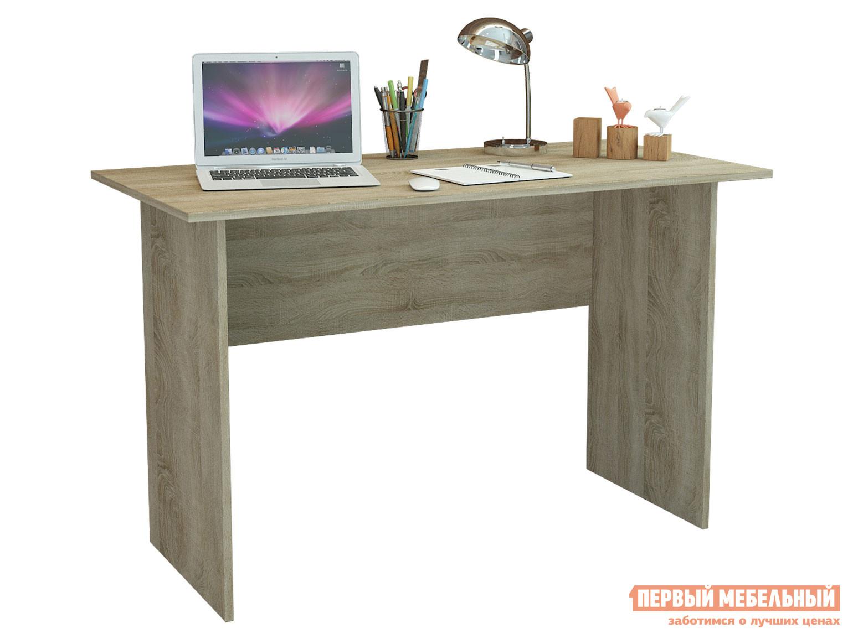 Компьютерный стол Милан-126 Дуб Сонома фото