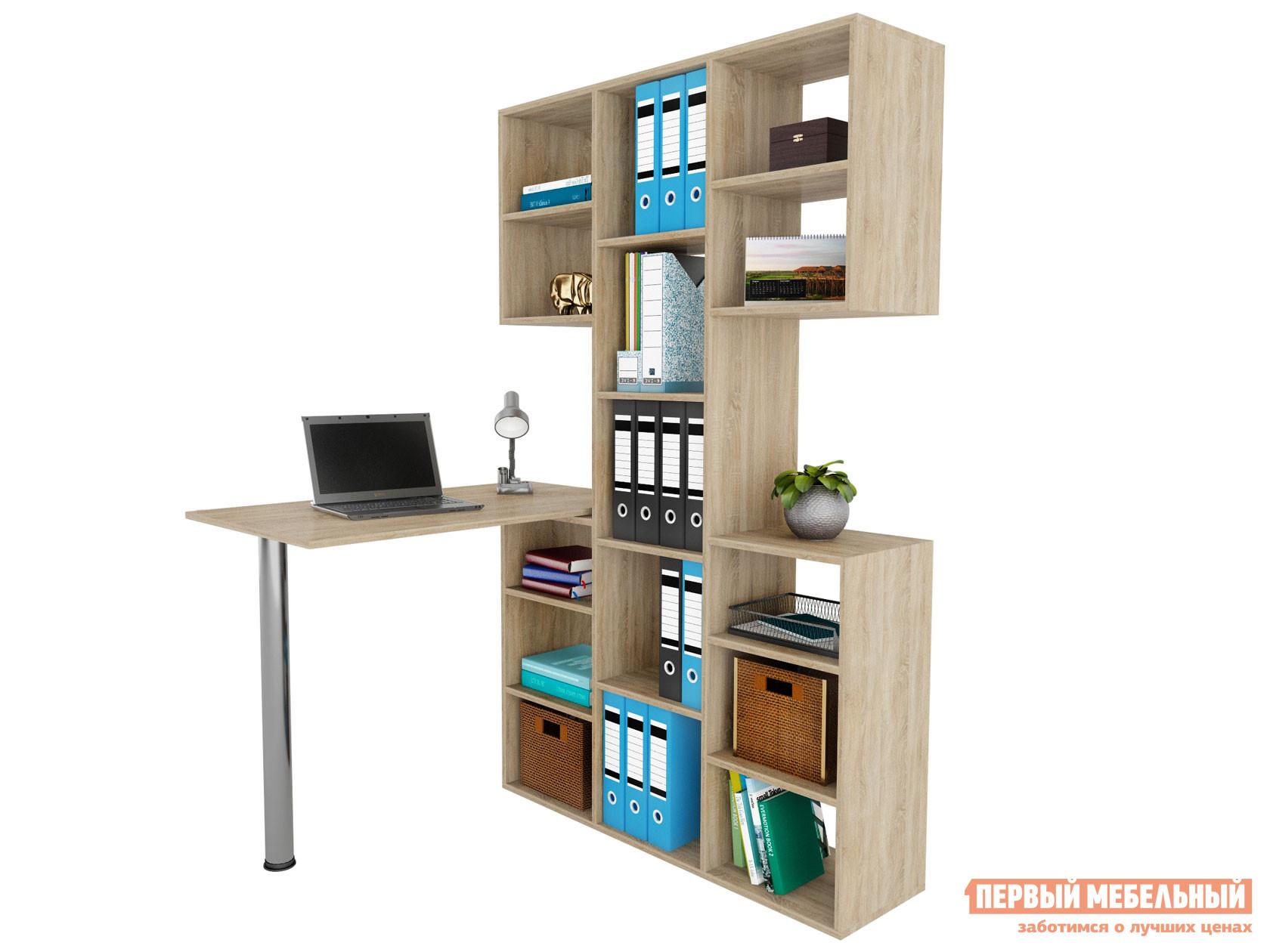 Угловой компьютерный стол МФ Мастер Рикс-3 + Рикс-6 компьютерный стол мф мастер корнет 2 угловой