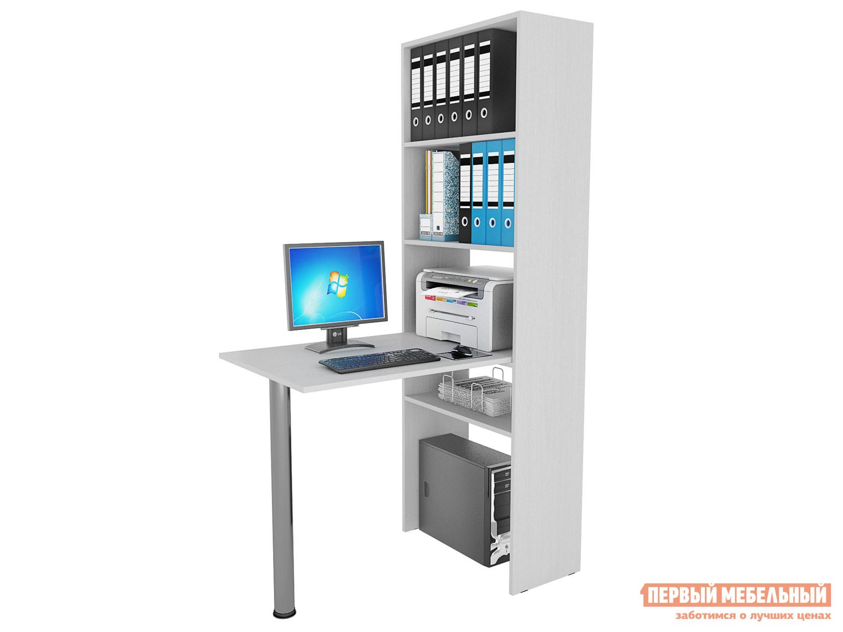 Угловой компьютерный стол МФ Мастер Рикс-4 + Рикс-6 компьютерный стол мф мастер корнет 2 угловой
