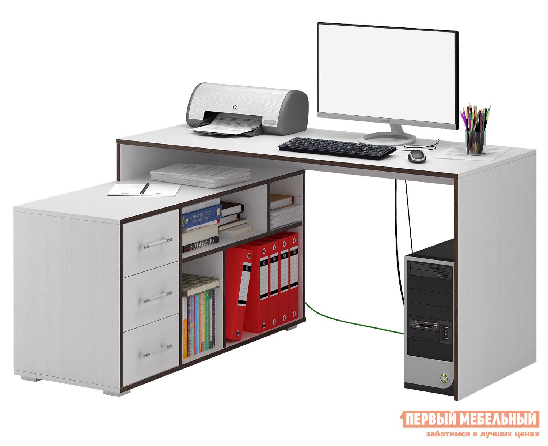 Компьютерный стол МФ Мастер Краст-2 угловой письменный стол мф мастер краст 1