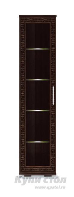 Шкаф-витрина Кураж ГТ.018.311 шкаф витрина мебель смоленск шк 07